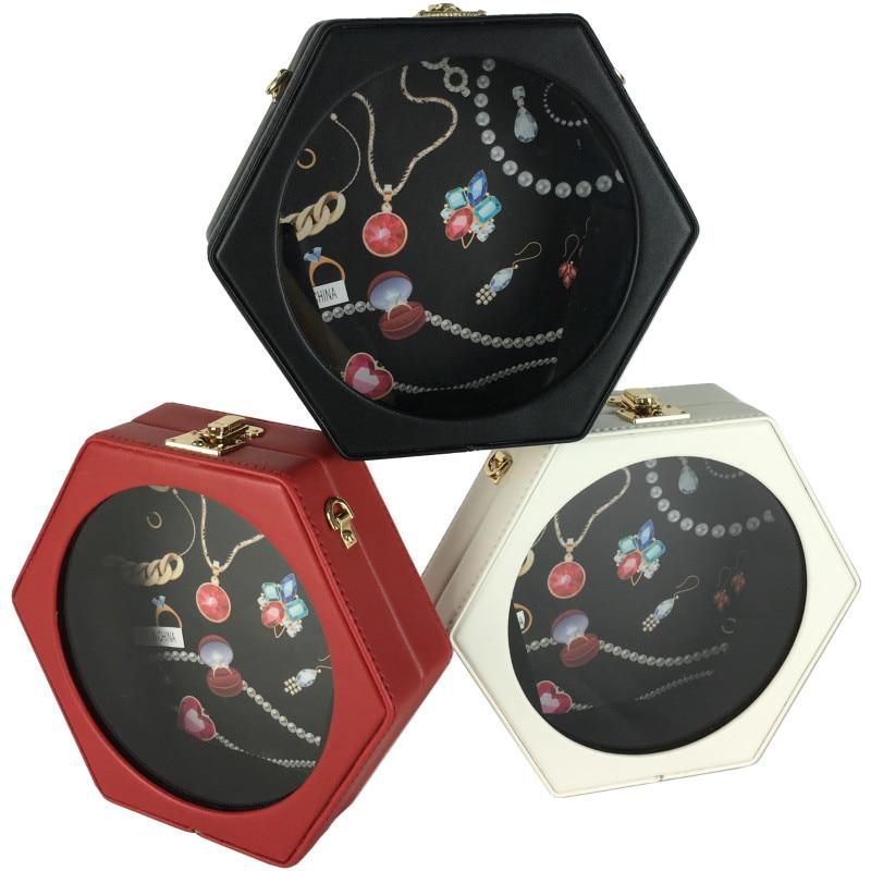 Nouveau mode dame marque de luxe design carré boîte serrure rivet glands miroir petite fée décontracté sac de soirée femme sac à main