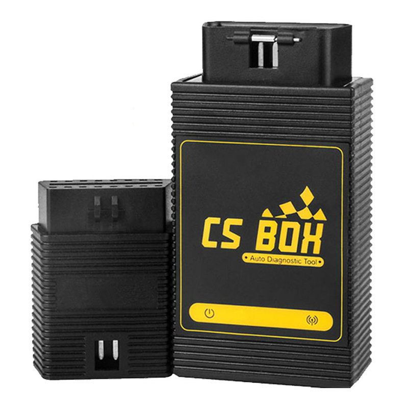 CS BOX Car Detector OBD Diagnostic Multi System WiFi Connect Android Launch  FKU66
