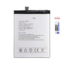 Batterie de remplacement de téléphone portable, 1x5150mAh, pour UMI Umidigi Power Phone + Kits d'outils de réparation