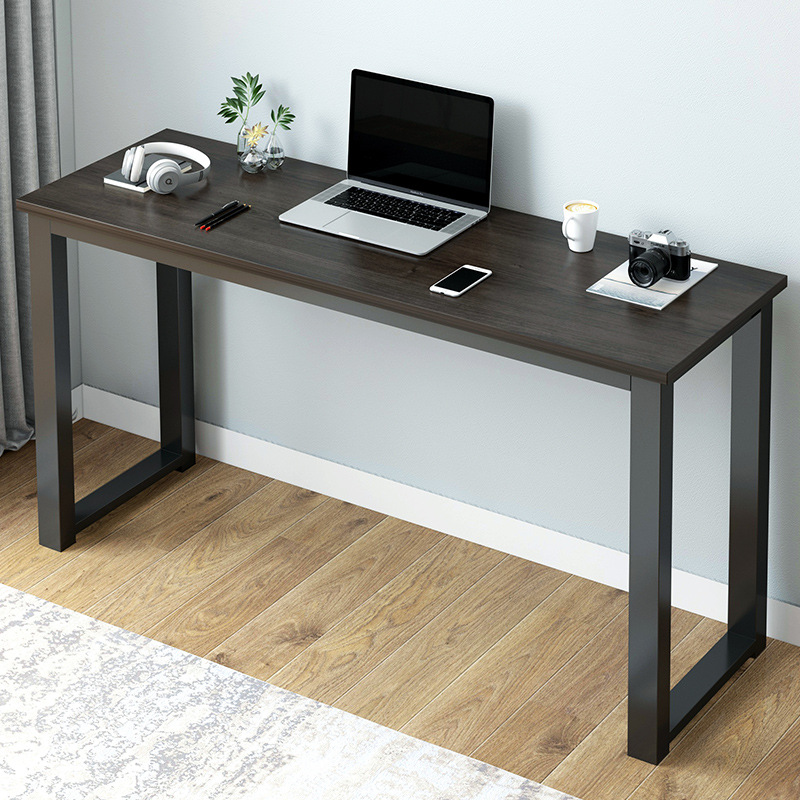 On Behalf Of Computer Table Large Desktop Veneer Table For Home & Office Use Learning Computer Table Modern Household Table Econ