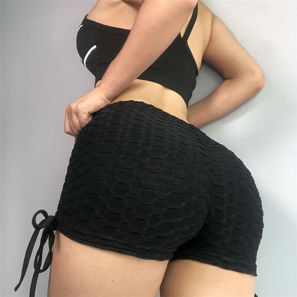 Yoga Shorts Women Compression Short Pant Pantalon Spandex Yoga Women Gym Fitness Yoga Shorts For Workout Sport Running