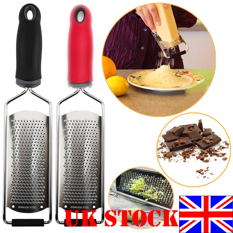 <font><b>Cheese</b></font> <font><b>Grater</b></font> Stainless Steel Parmesan Orange Nutmeg Lemon <font><b>Citrus</b></font> <font><b>Zester</b></font> HOT image