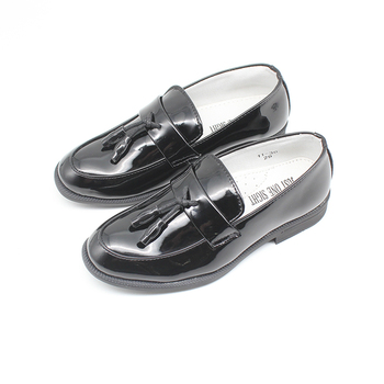 блуза river island river island ri004ewawnv5 Boys shoes kids loafers children smart leather shoes flats slip-on river Island shoes classic soft boy black tassel loafers