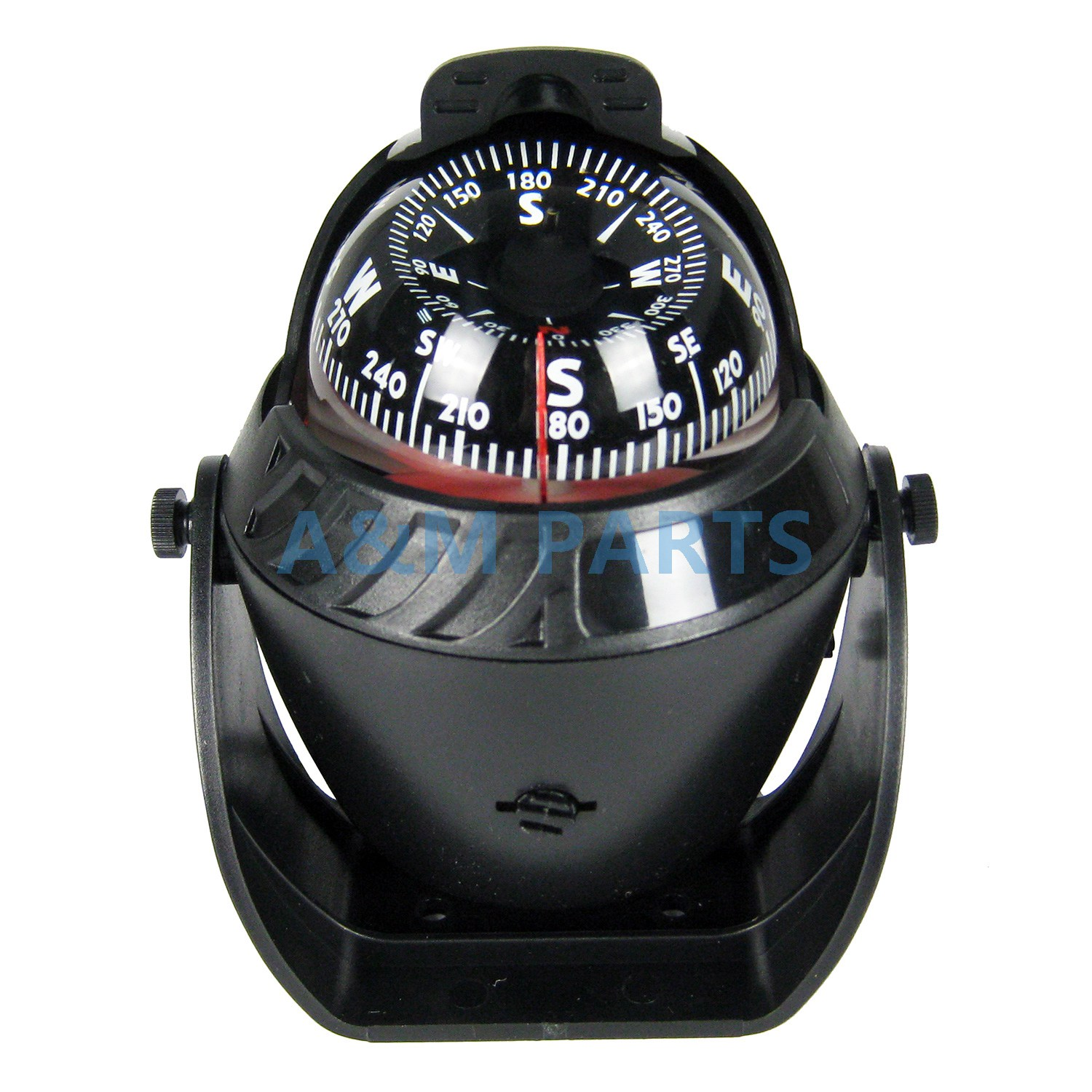 Marine Boat Navigation Compass LED Light For Sail Ship Vehicle Car Electronic