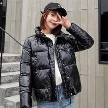 Coat Women Winter Down Jacket Plus Size Coats Jackets Warm Woman Parka Windbreaker