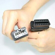 5ถึง16 Pin OBD2เครื่องมือวินิจฉัยรถยนต์ EML327สาย OBD ตัวเชื่อมต่อสำหรับรถยนต์ Honda