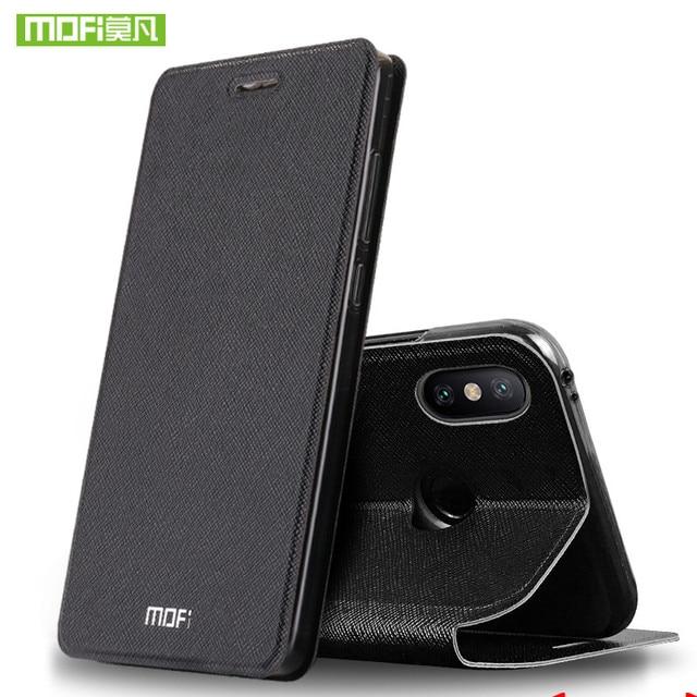 Mofi Case for Xiaomi MAX 2 PU Leather Flip Case With Stand Function for Xiaomi Max 3 Fundas for Xiaomi Mi Max 2 Case Cover Shell