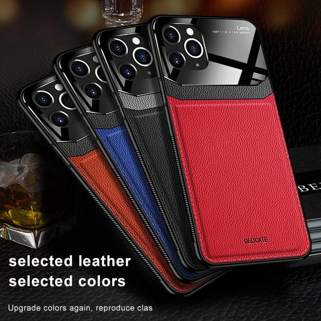 Wallet Cases For iPhone 11 Pro Max 6S 6 7 8 Plus XS Max Shell Retro Flip Leather Phone Case For iPhone 11/Pro/pro max