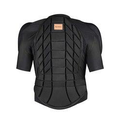 BenKen, equipo de protección Ultra ligero, para exteriores, esquí, anticolisión, armadura anticolisión, Protector de columna vertebral, camisetas deportivas