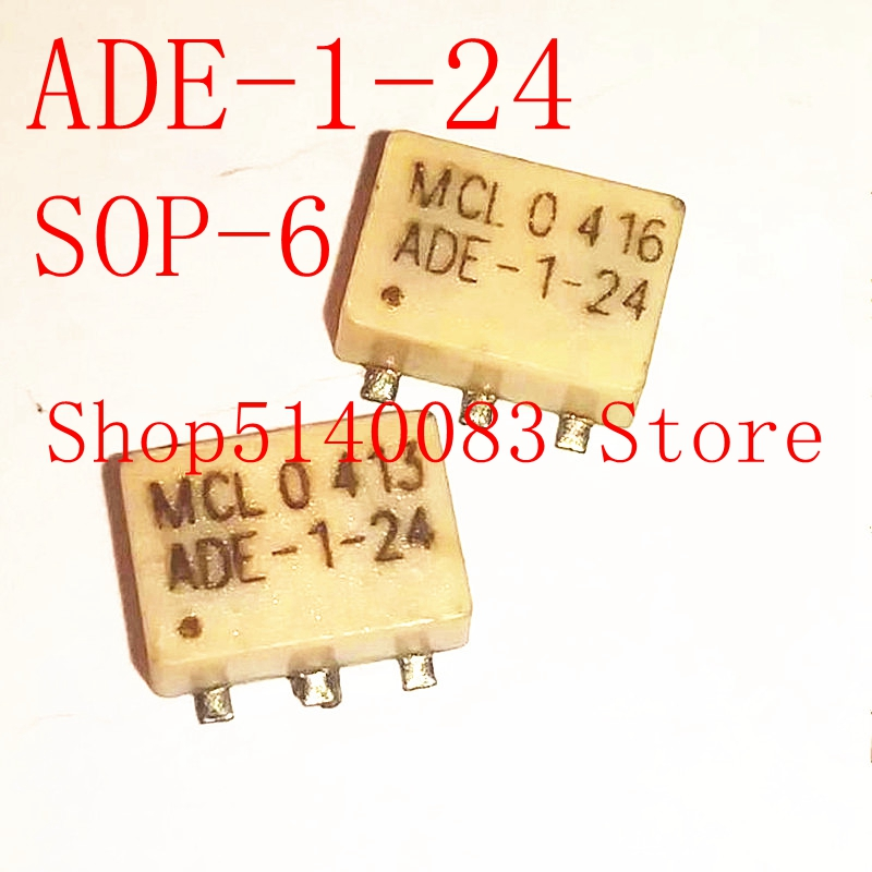 1PCS/lot ADE-1-24 ADE-1 Surface Mount Frequency Mixer SOP-6