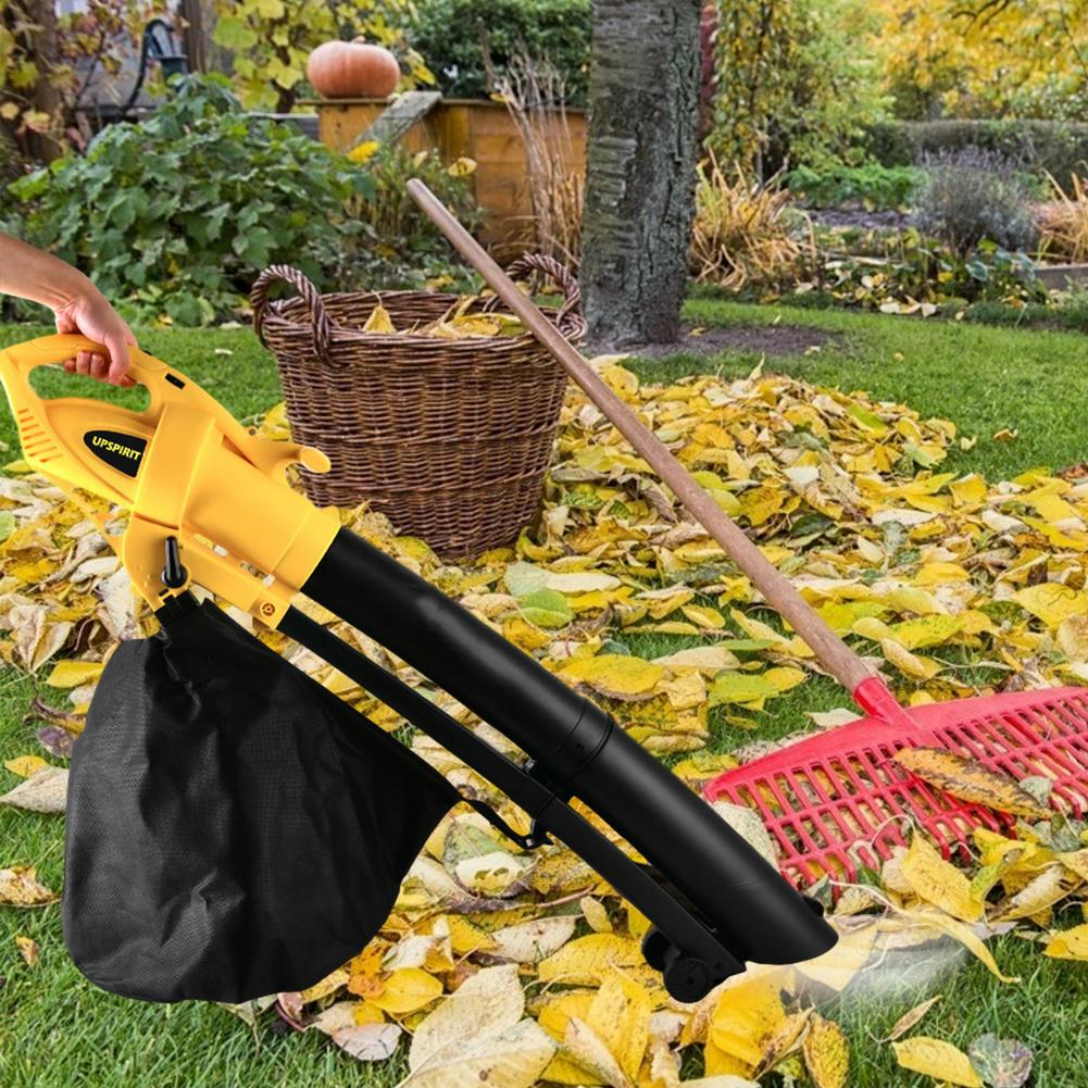 Tools : 3000W Electric Handheld Cordless Air Blower Vacuum Dust Cleaner Leaf Garden Cleaning Blowing Suction Dust Collector Power Tool