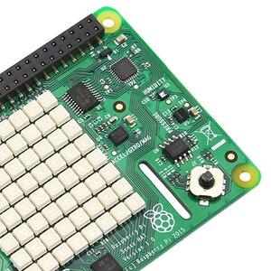 Image 4 - פטל Pi תחושה כובע עם נטייה, לחץ, לחות וטמפרטורה חיישנים פטל Pi 3b +/Pi4