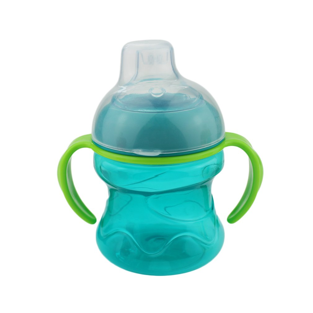 200ml Sippy Cup Leak-Proof Safety Duckbill Bottle Kids Baby Infant Training Drinking Bottles Cups Water Milk Bottle Soft Mouth