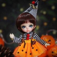Fairyland Pukifee ฤดูใบไม้ผลิ 1/8 BJD SD ตุ๊กตาเรซิ่นตัวเลข LUTs Ai yosdkit Doll not สำหรับขาย bb ของเล่นเด็ก OUENEIFS