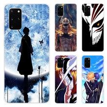 Hot Anime Bleach Phone Case For Samsung Galaxy S20 Plus Ultra A01 A11 A21 A31 A41 A51 A71 A81 A91 A10S A20S A70S A70E A90 M30S