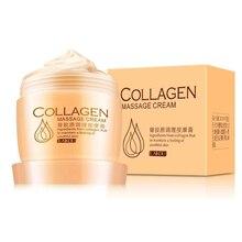LAIKOU  Facial Collagen Massage Cream Blackhead Remover Pores Deep Cleansing Face Skin Clean Moisturizing Brighten 80g moistfull collagen