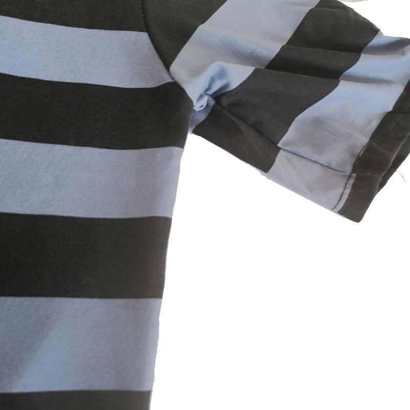 O-neck T Shirt Woman Striped Tops Short Sleeve Summer Shirt Casual Female T-shirts Tops Basic Tshirt for Women Tee feminina32 (4)