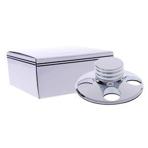 Image 2 - 오디오 lp 비닐 턴테이블 금속 디스크 안정기 레코드 플레이어 무게 클램프 hifi