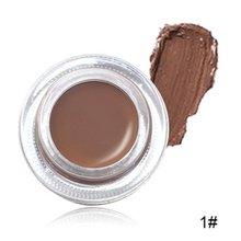 IMAGIC 6 Colors Waterproof Beauty Makeup Eyebrow Gel Cream Eyebrow Enhancers Long Lasting Makeup + Brush недорого