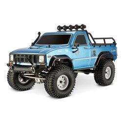 RGT RC Crawler 1/10 Split Transmission 4WD Realistic Crawler Pioneer EX86110 Rock Crawler RTR Off Road Rock Crawler RC Car Toys