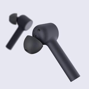 Image 5 - הגלובלי גרסת Xiaomi Bluetooth אוזניות אוויר ANC ENC פעיל רעש הפחתת TWS מגע שליטה אלחוטי אוזניות AAC HD קול