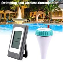 Wireless Floating Pool Thermometer Digital Swimming Pool SPA Floating Thermometer