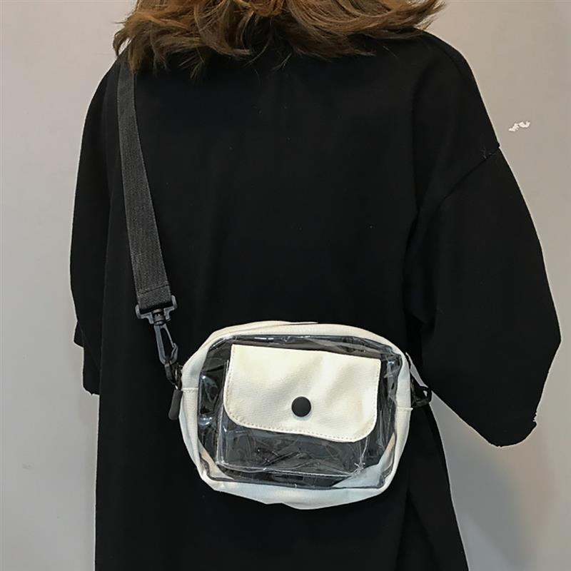 H3fe926b014b642e08dcd88612322f1ceb - New Fashion Causual PVC Clear Bag | Jelly Small