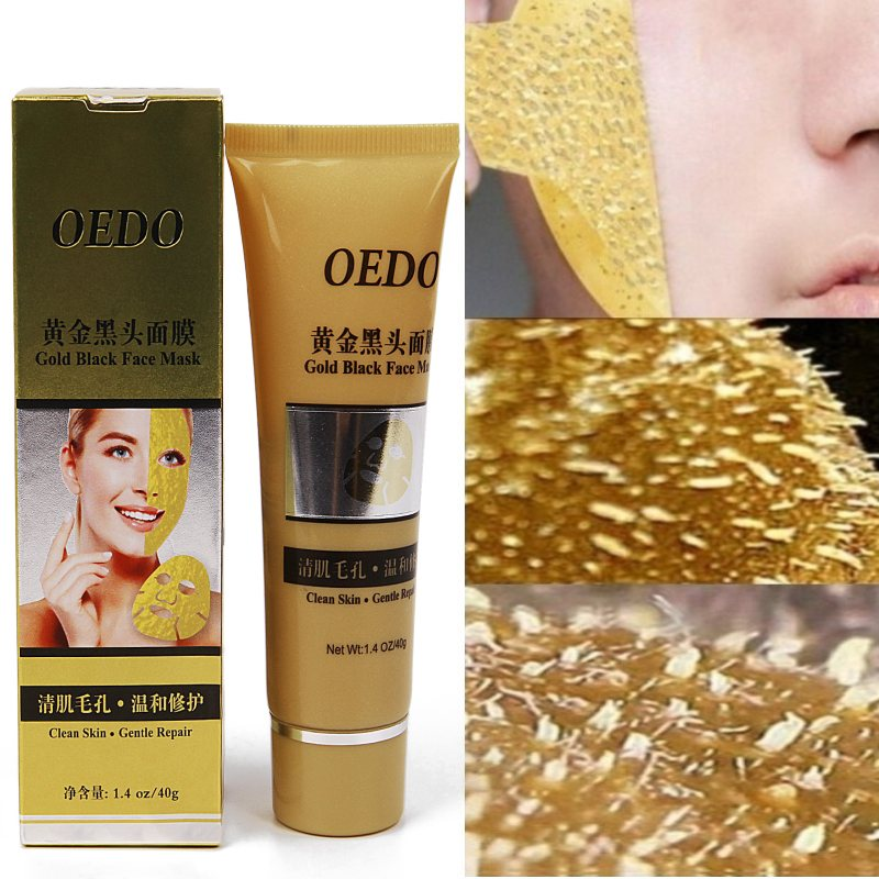 Remove Blackhead Shrink Pores Improve Rough Skin Acne Remove Blackhead Gold Mask