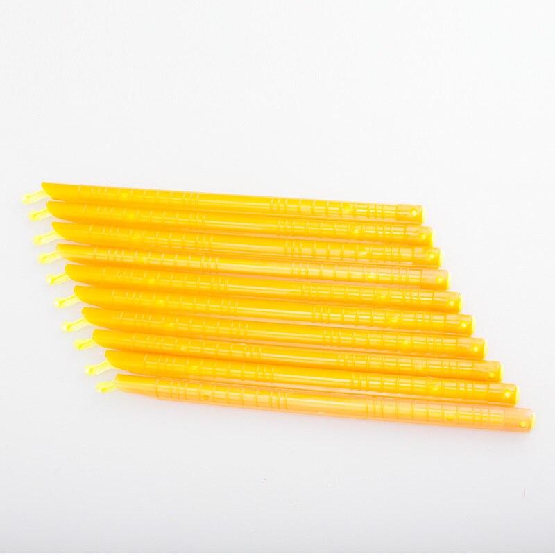 185mm 10Pcs/lot Seal Storage Chip Kitchen Storage Bag Clip Fresh Food Seal Stick Storage -35