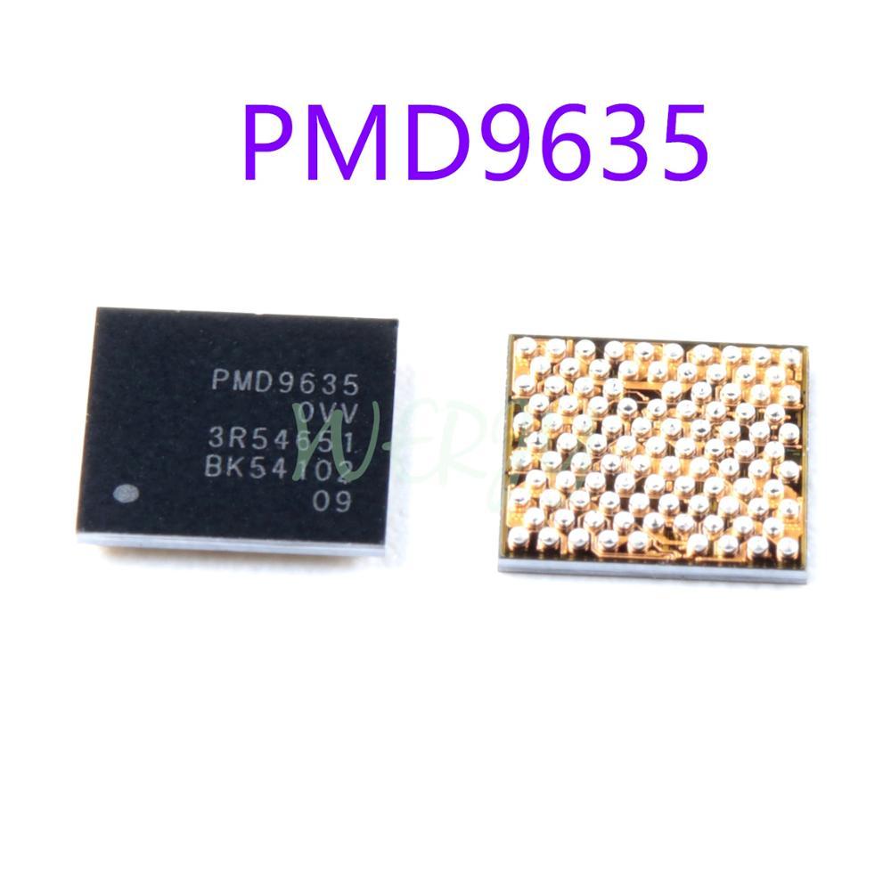 5 шт./лот новый оригинальный U_PMU_RF PMD9635 0VV базовый Диапазон питания IC для iPhone 6S 6SP