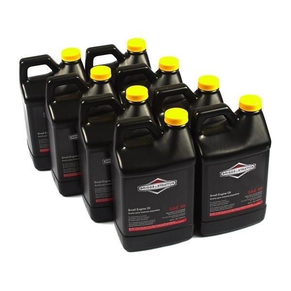 Oil 4-way тактное, 1L, Briggs & Stratton Synthetic 5W30, winter масло 4 х тактное briggs