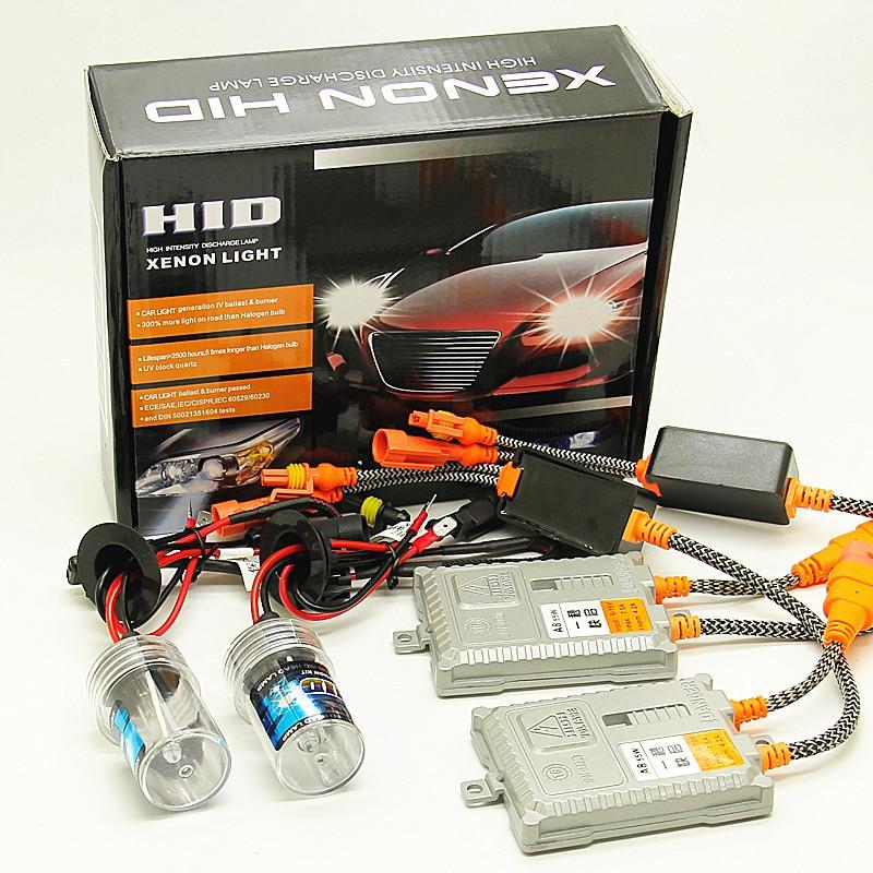 rapido brilho 55w hid xenon h4 9004 9007 alto baixo bixenon auto h7 h11 9005 9006