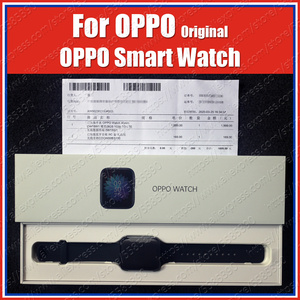 Image 1 - 5ATM 46mm 1.91 inch AMOLED 2020 Original OPPO Smart Watch 1GB 8GB Snapdragon 2500 Bluetooth WiFi Sport Health Heart Rate Sleep