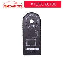 XTOOL 100% الأصلي KC100 ل XTOOL X100 PAD2 للقيام VW4 و 5th IMMO DHL شحن مجاني