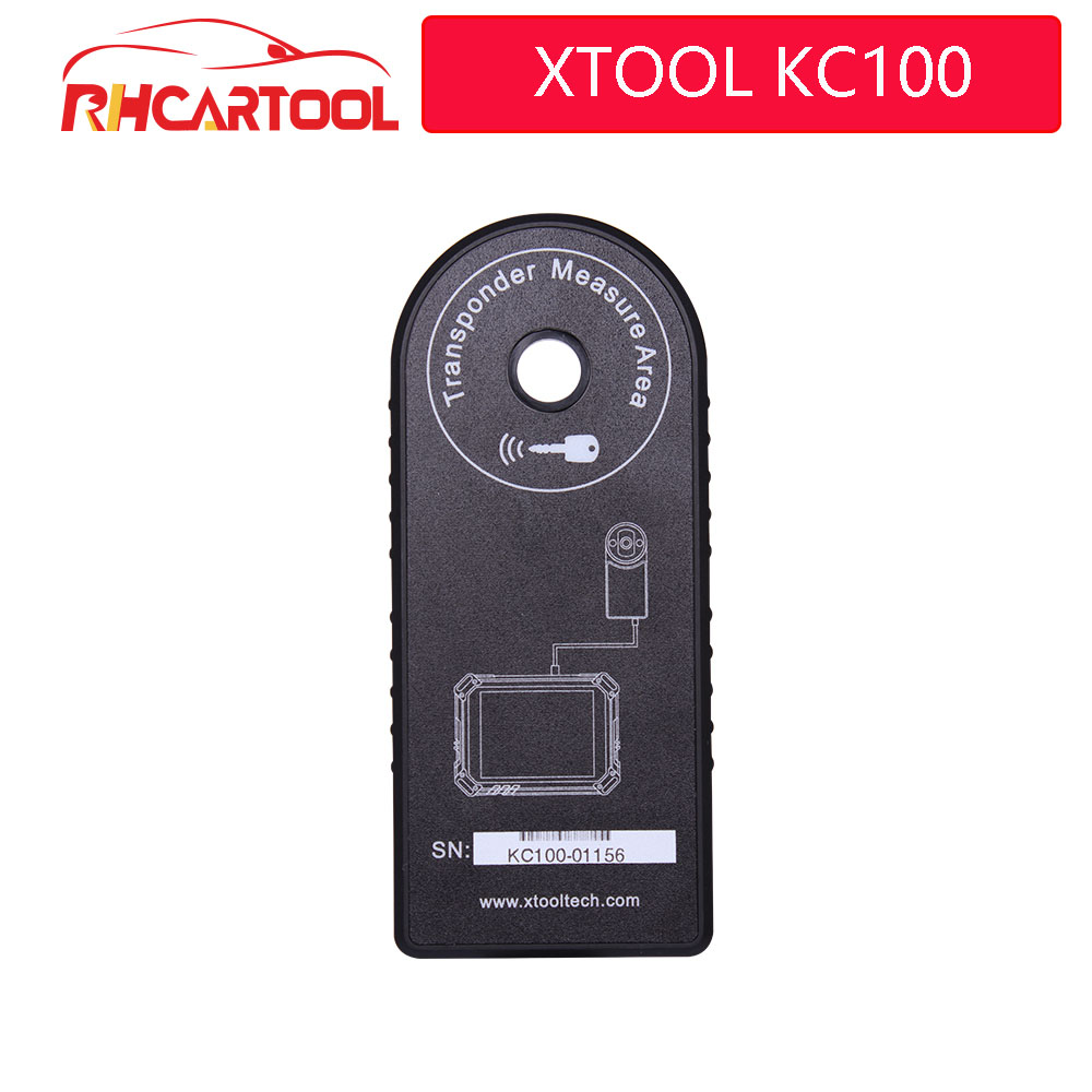 XTOOL 100 % Original KC100 For XTOOL X100 PAD2 To Do VW4&5th IMMO DHL Free Shipping-in Auto Key Programmers from Automobiles & Motorcycles on