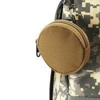 Portable Storage Tasche Armee Fans Outdoor Camping Keychain Halter Fall Taille Pack Tactical Geldbörse Geldbörsen Pouch Taschen-in Sporttaschen-Hüllen aus Sport und Unterhaltung bei