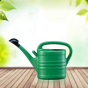 Большая Бытовая поливочная банка, пластиковые удобные садовые инструменты с удобным захватом, необходимое для сада с гладкой поверхностью без блеска|Канистры для воды|   | АлиЭкспресс