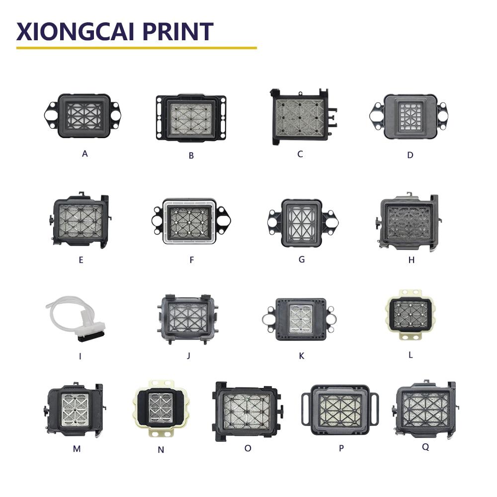 2pcs  Epson XP600 Cap Top Capping Station  Espon TX800 TX810 TX820 TX710 XP600 DX8 DX10 Printhead F192040 Print Head