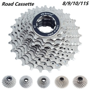 Road bike 8 9 10 11 Speed Cassette 11-25T 26T 28T 32T 36T Bicycle freewheel Sprocket cogs cdg freewheels Bike Parts