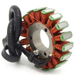 Мотоциклетный генератор, катушка статора для Ski-Doo Skandic SWT V-800 YetiII Tundra LT V 800 4-TEC EFI L/C Отправка 420684853 42068485