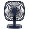 Портативный мини Usb вентилятор перезаряжаемый большой ветер ультра тихий  подходит для офиса  кемпинга  улицы