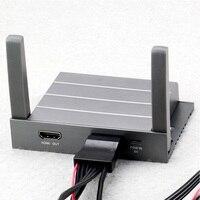 Converter Black Mirror Link Box Adapter 12V Car WIFI Home Durable DVD Aluminum 1080P DLNA HDMI Wireless For Smartphone 5G