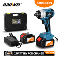 Factory Price Industrial Grade 21V Brushless Cordless Impact Wrench