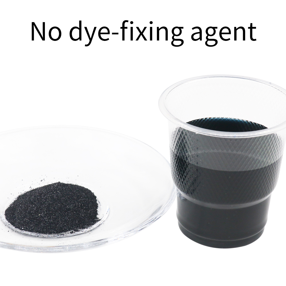 Black Fabric Dye Acrylic Paint Dyestuff Dye For Clothing Textile Dyeing Clothing Renovation For Cotton Nylon Color Acrylic 10g