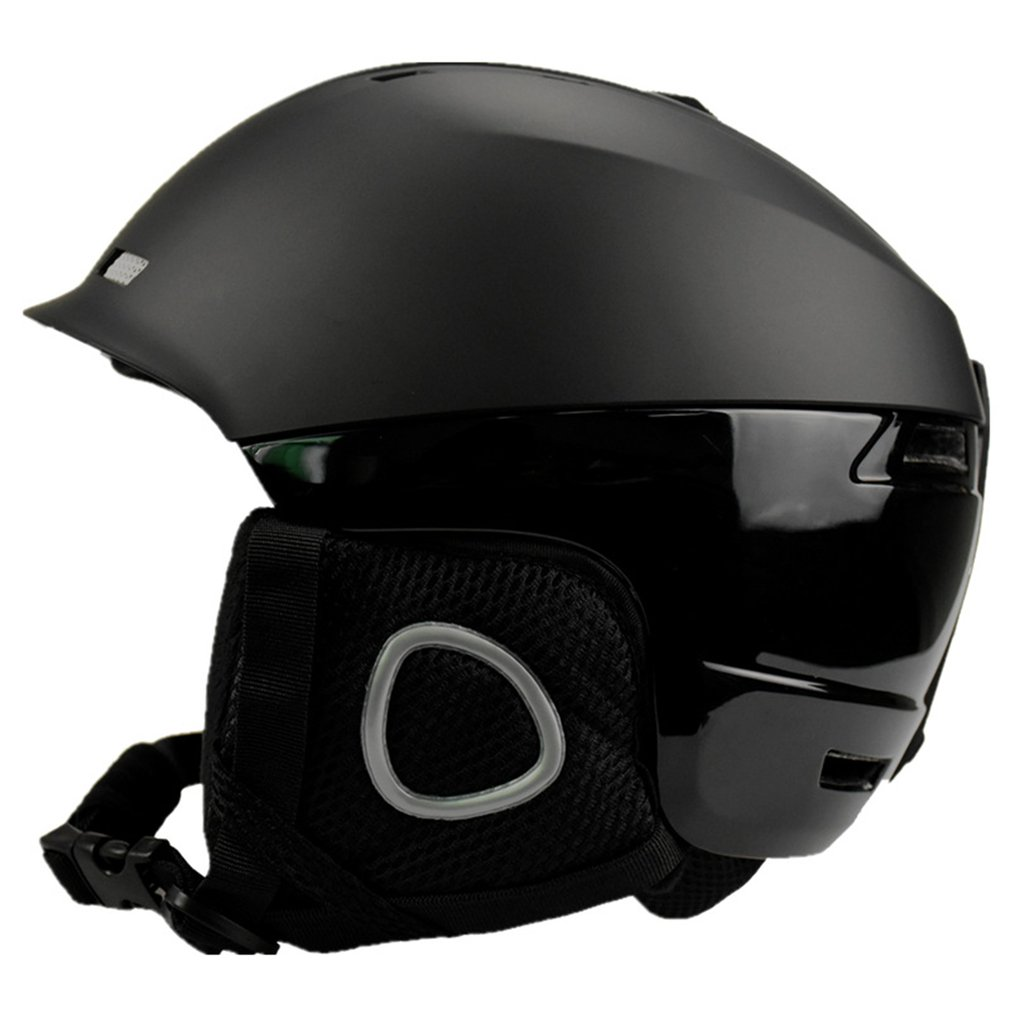 New Keep Warm Skate Ski Helmet Adult Snowboard Helmet Ski Goggle Helmet Sports Safety Integrally-Molded Skiing Snow Helmet