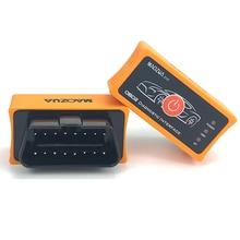 Maozua bluetooth ELM327 V1.5 auto lettore di codice auto scanner chiaro codice di difficoltà di controllare luce del motore strumento di diagnostica auto