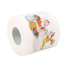 Рождественские аксессуары веселая Рождественская бумага 103*103*10