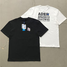 Color Embroidery Ader Error T-shirt Men Women 1:1 Best Quality Fashion Casual Adererror T shirts Z-stitch Tee Tops