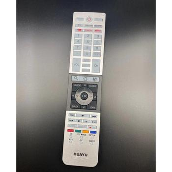 Remote Control Replacement for Toshiba CT-90430 CT-90429 CT-90427 CT-90428 CT-90444 4K Ultra HD TV фото