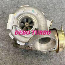 Новые оригинальные GARRETT GT1749V 750431-5012S турбо Турбокомпрессор Для 120D, 320D E46, 520D X3 E83 E83N M47TU 2.0L 147HP 150HP ввиде горшка 01-03